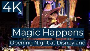 Disneyland - Magic Happens