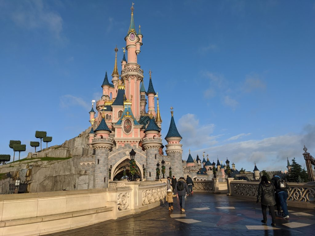 Disneyland Paris - Castle
