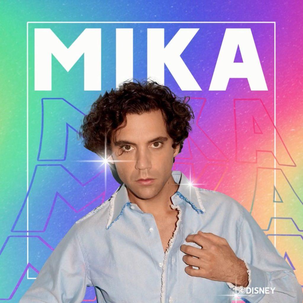 Disneyland Paris - Pride 2020 - Mika