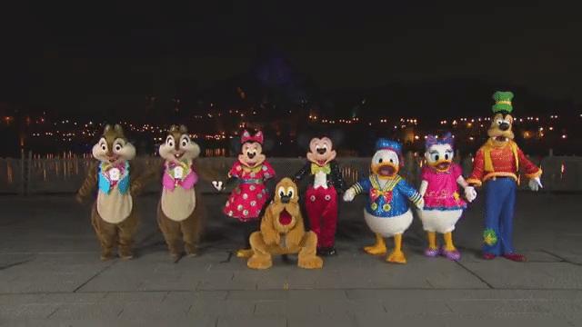 Tokyo DisneySea - Final Performance Fantasmic