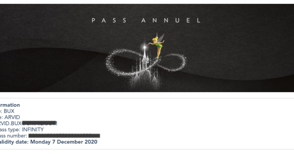 DLP - Annual Pass - Extended