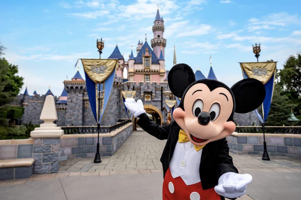 Disneyland Resort - Mickey Mouse
