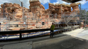 DLP - Construction Continues