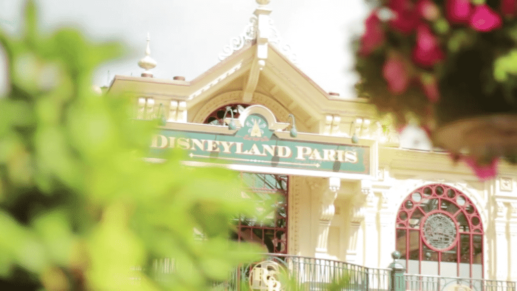 Disneyland Paris reopening video