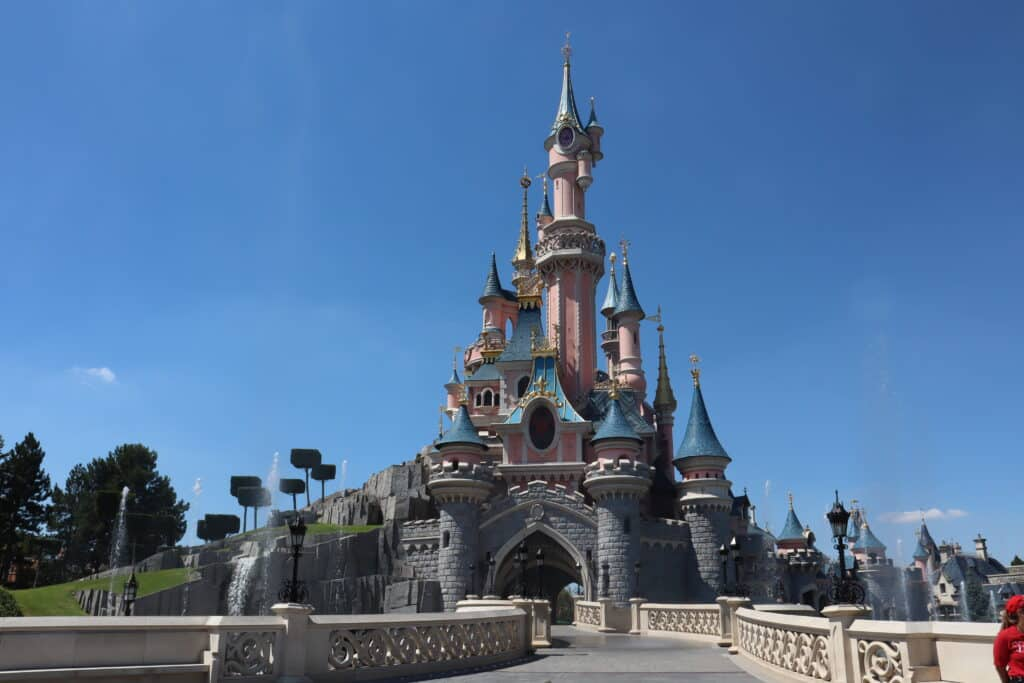 Disneyland Paris - Reopening after Corona Closure - AP Preview day