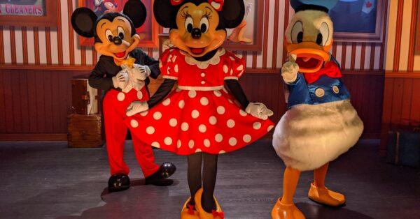Disneyland Paris - Reopening after Corona Closure - AP Preview day