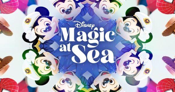 Disney Magic at Sea - Disney Cruise Line