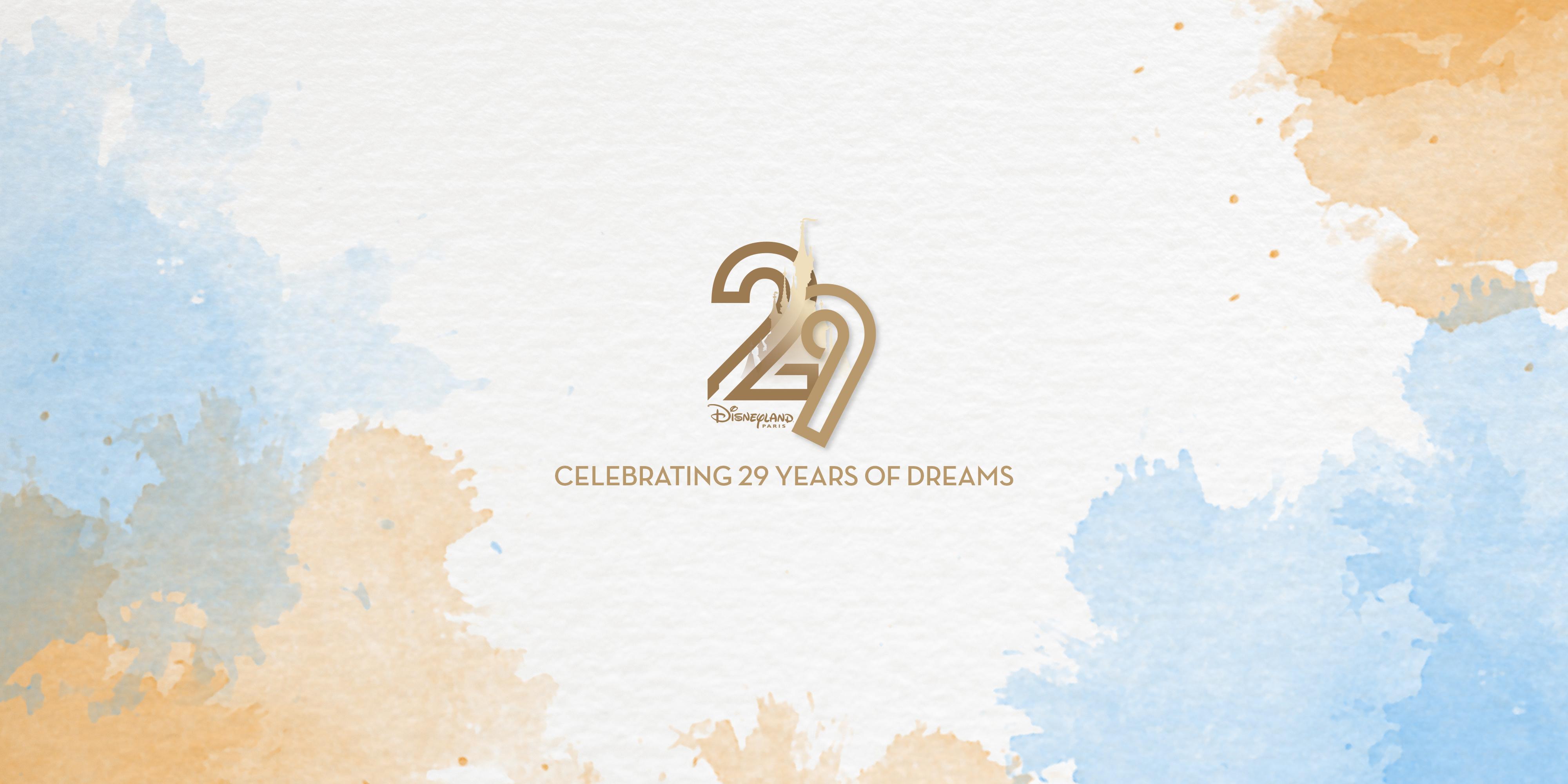 Disneyland Paris - 29th Anniversary