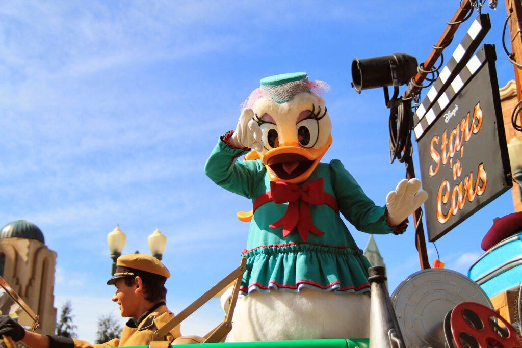 Disneyland Paris - Walt Disney Studios Park - Stars n Cars