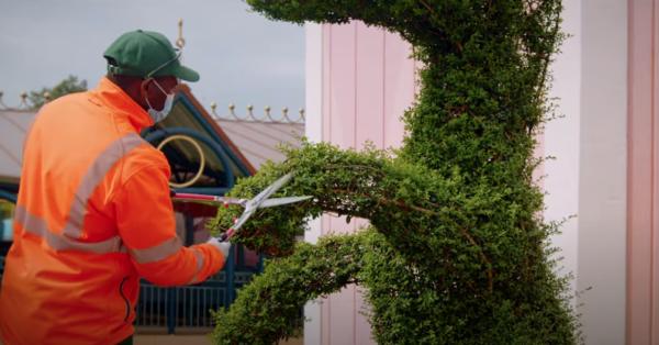 Disneyland Paris - Maintaining the Dream