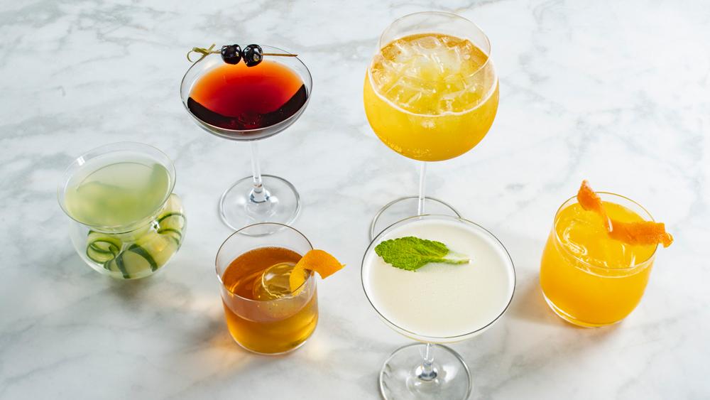 Walt Disney World - Citricos - Wine Cocktail - 01